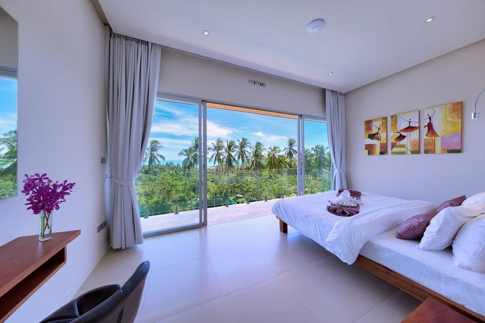 image 1 at 3 BR Luxury seaview Bang Po-Zoe by 13/55 Moo 6, Bang Por Soi 4 Maenam Koh Samui Surat Thani 84330 Thailand