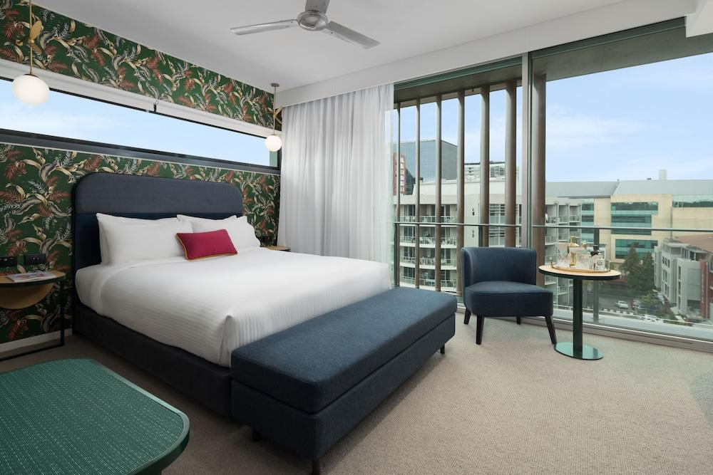 image 1 at Ovolo The Valley Brisbane by 1000 Ann Street Fortitude Valley QLD Queensland 4006 Australia