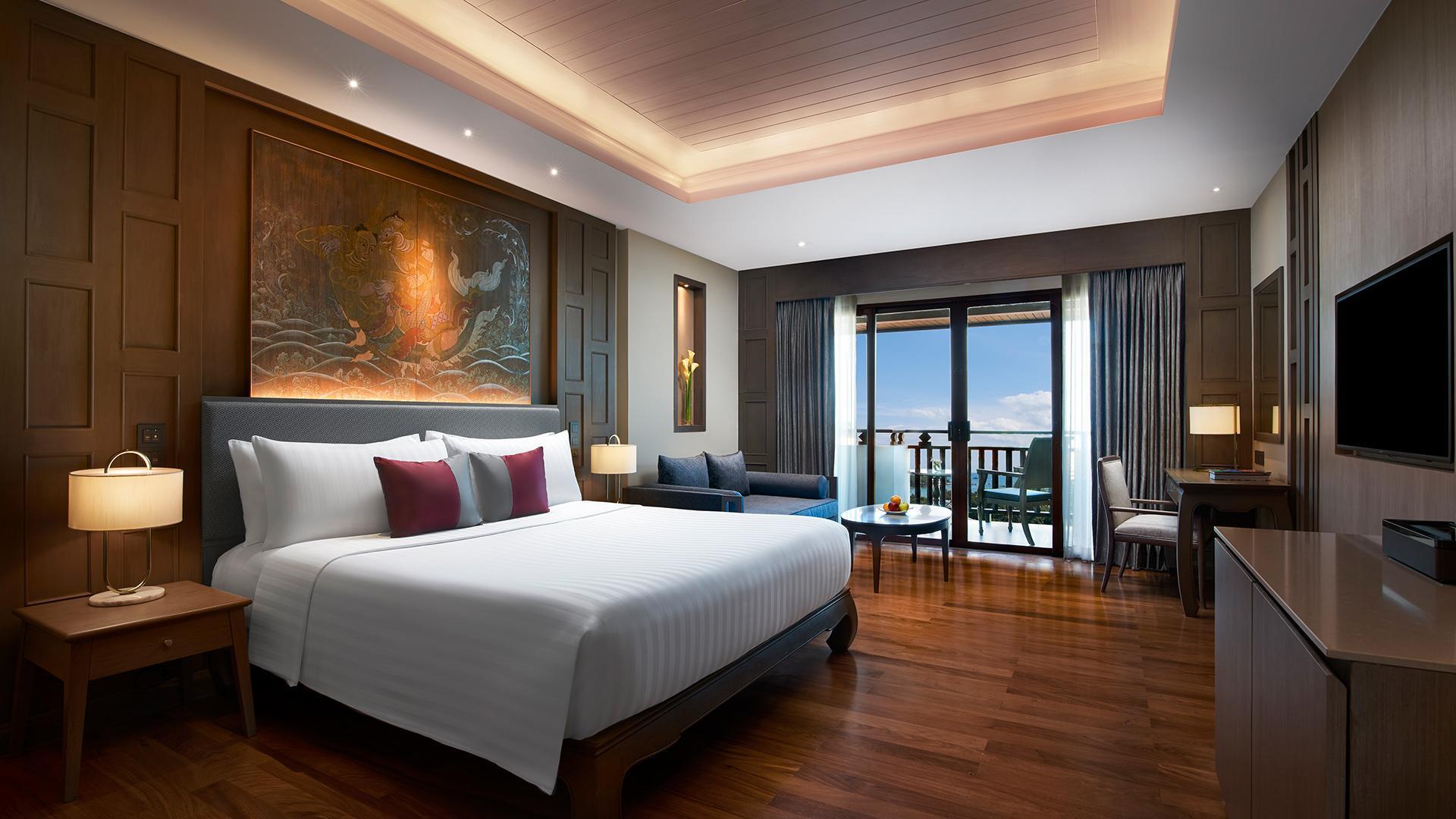 Deluxe Room image 1 at Amari Vogue Krabi by Amphoe Mueang Krabi, Chang Wat Krabi, Thailand