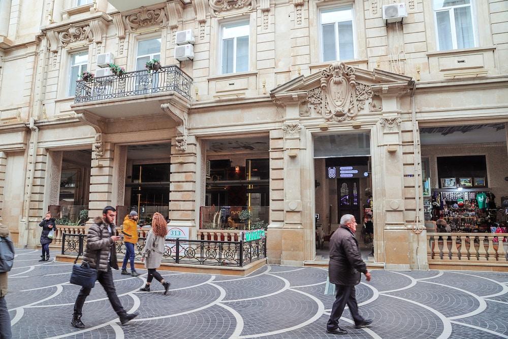 image 1 at White Boutique Baku Hotel by Nigar Rafibayli 49 Baku AZ1005 Azerbaijan