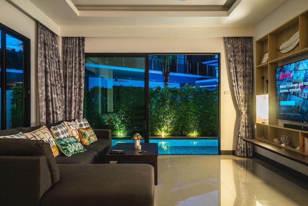 image 1 at The White Pool Villa Kamala Beach Phuket by 5/20 Moo 2, Bang Wan Road \N Kamala Phuket 83150 Thailand