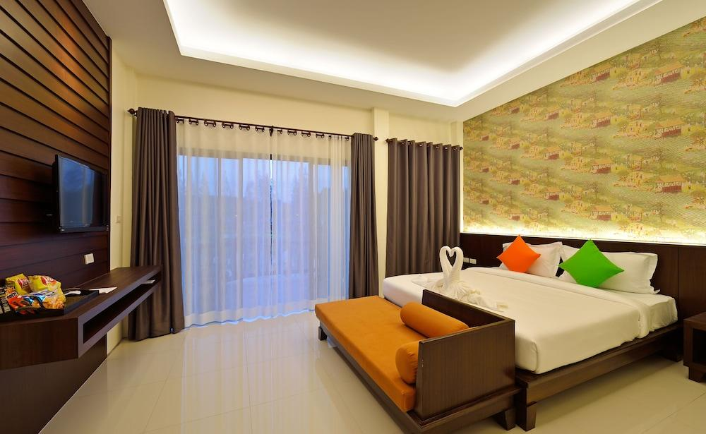 image 1 at Poonsiri Resort by 211 Moo 4 Aonang Beach Muang Krabi Krabi 81000 Thailand