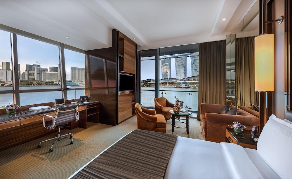 image 1 at The Fullerton Bay Hotel (SG Clean) by 80 Collyer Quay Singapore 049326 Singapore