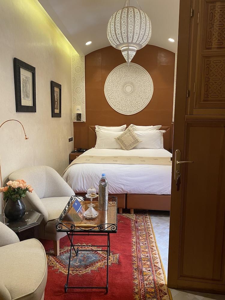 image 1 at Elegancia Riad Boutique & SPA by 23 Derb Zaouia bab doukkala Marrakech 40000 Morocco