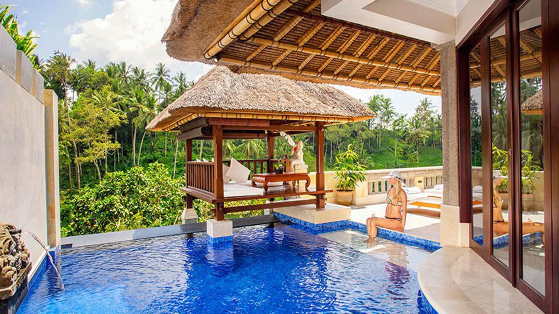 Terrace Villa image 1 at Viceroy Bali by Kabupaten Gianyar, Bali, Indonesia