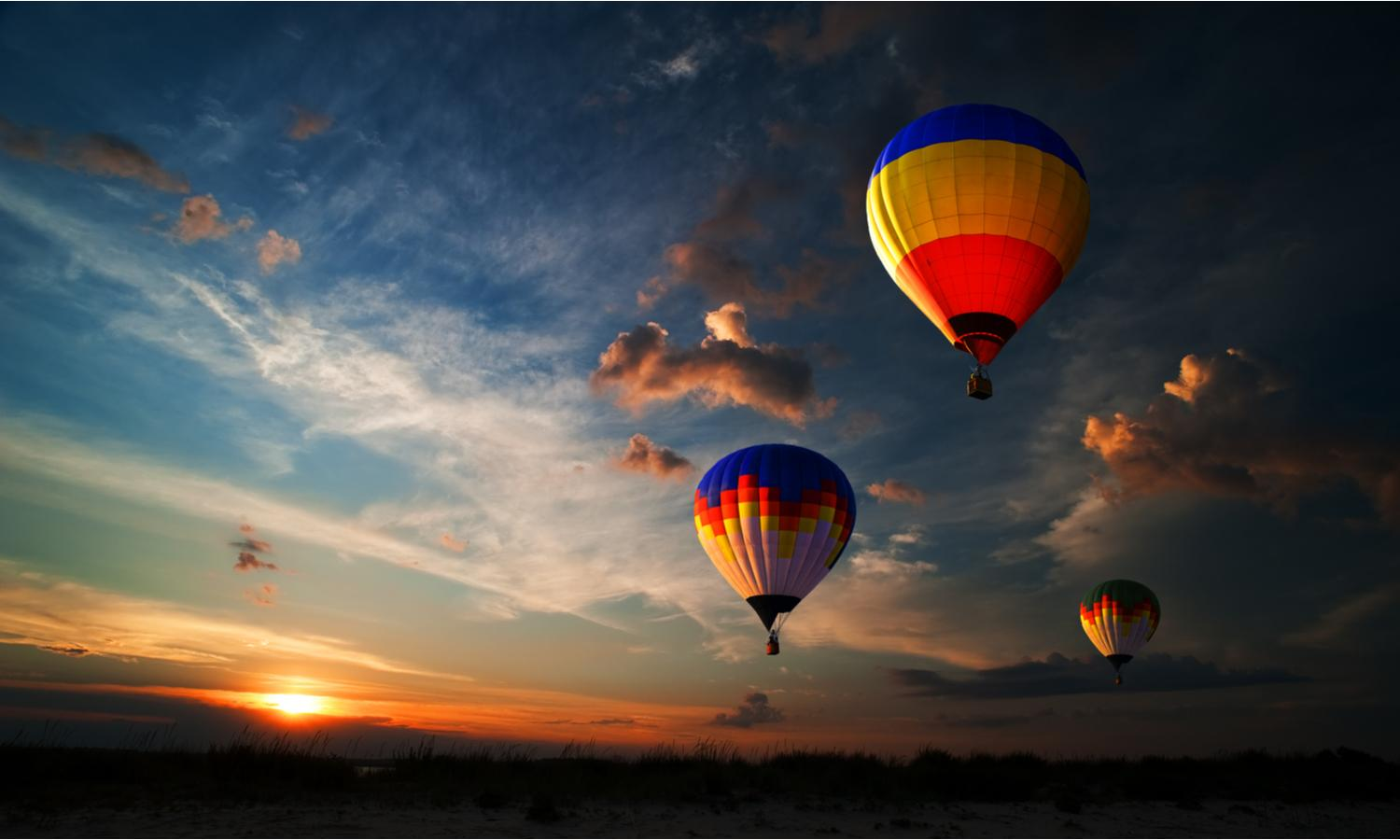 Picture This Daylesford Ballooning