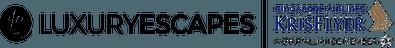 Luxury Escapes & KrisFlyer Logos