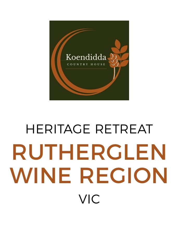 Rutherglen Heritage Victoria Wine Country Escape with Daily Breakfast