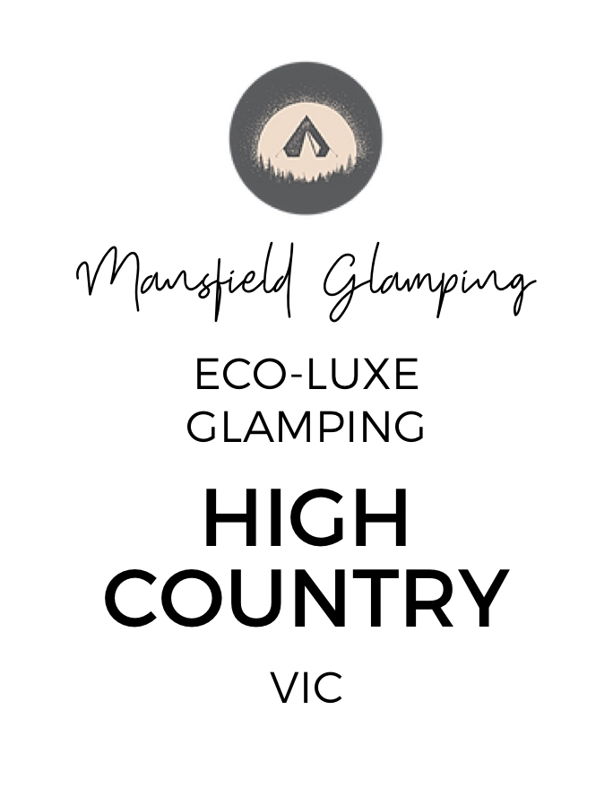 Adults-Only Eco Glamping in Victoria's High Country with Daily Breakfast