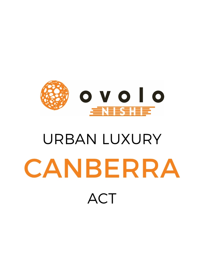 Ovolo Canberra Ultra-Modern Designer Apartments with Daily Breakfast