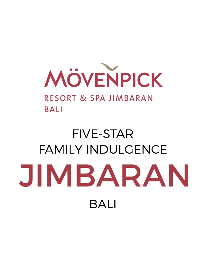 Award-Winning Mövenpick Indulgence at Bali's No.1 Family Resort with Daily Breakfast, Daily Three-Course Lunch or Dinner & Chocolate Hour