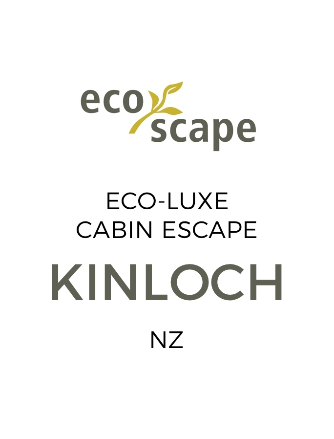 Lakefront Nature Eco-Cabins just 90 Minutes from Queenstown with Picnic Lunch & Daily Breakfast