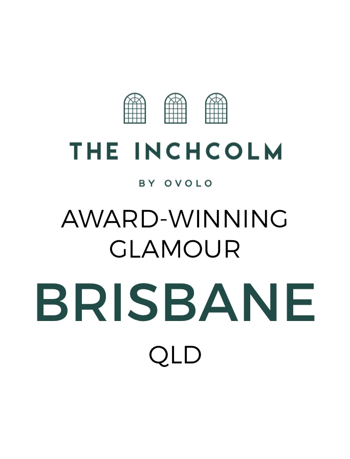 Brisbane Award-Winning The Inchcolm by Ovolo Glamour with Daily Breakfast & Nightly Drinks
