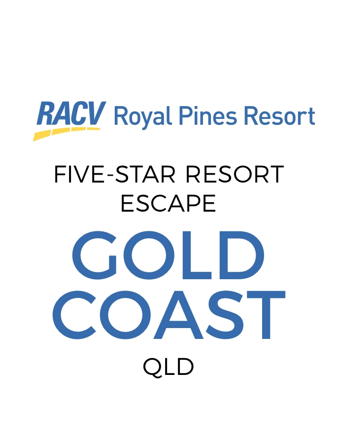 Five-Star RACV Gold Coast Resort Stay with Dining Credit & Daily Breakfast