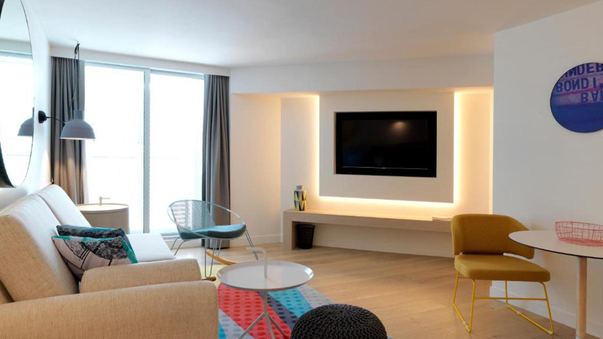 Atrium Suite image 1 at QT Bondi by Waverley Council, New South Wales, Australia