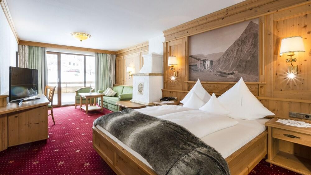 image 1 at Hotel Almhof by Wirl 4a Galtur 6563 Austria