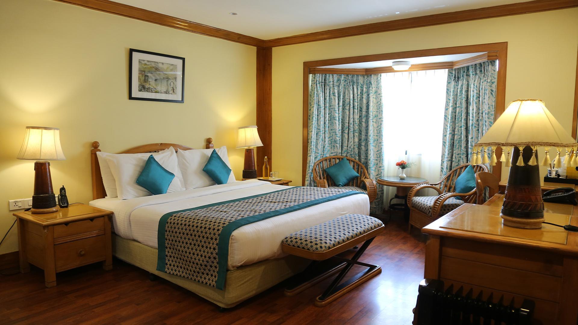 Suite image 1 at Fortune Resort Sullivan Court, Ooty by Nilgiris, Tamil Nadu, India