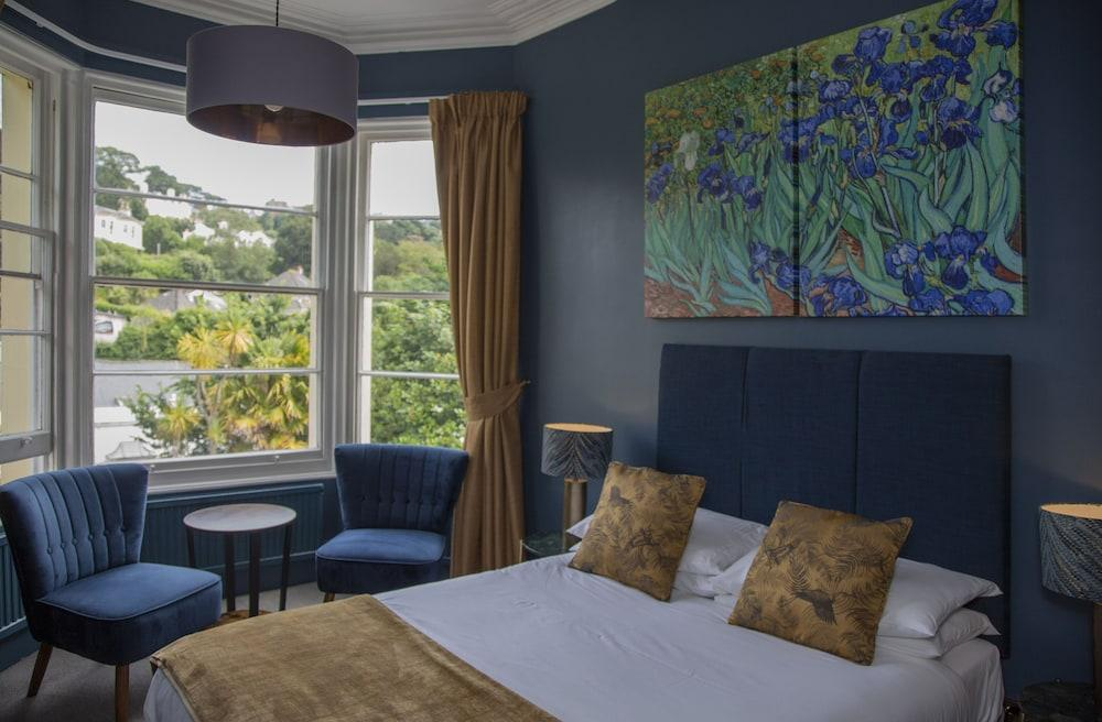 image 1 at Meadfoot Bay Hotel by Meadfoot Sea Road Torquay England TQ1 2LQ United Kingdom