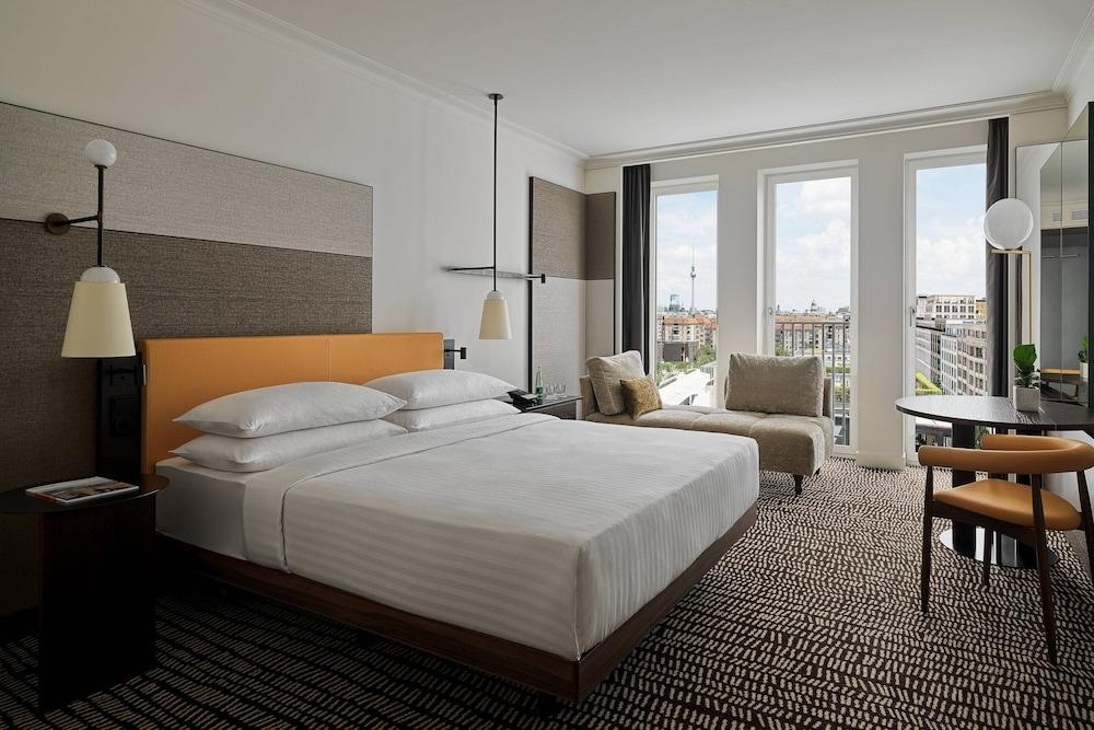 image 1 at Berlin Marriott Hotel by Inge-Beisheim-Platz 1 Berlin BE 10785 Germany