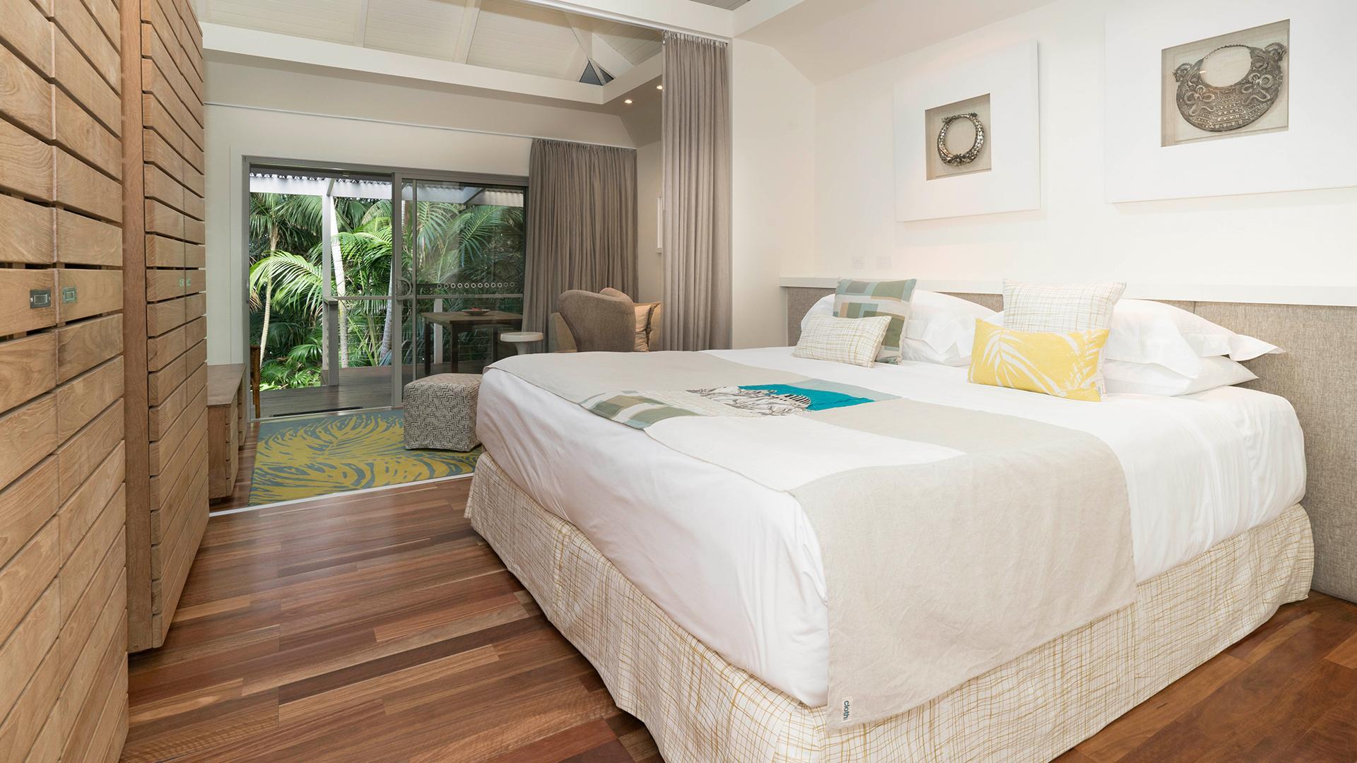 Kentia Suite image 1 at Arajilla Retreat by , New South Wales, Australia