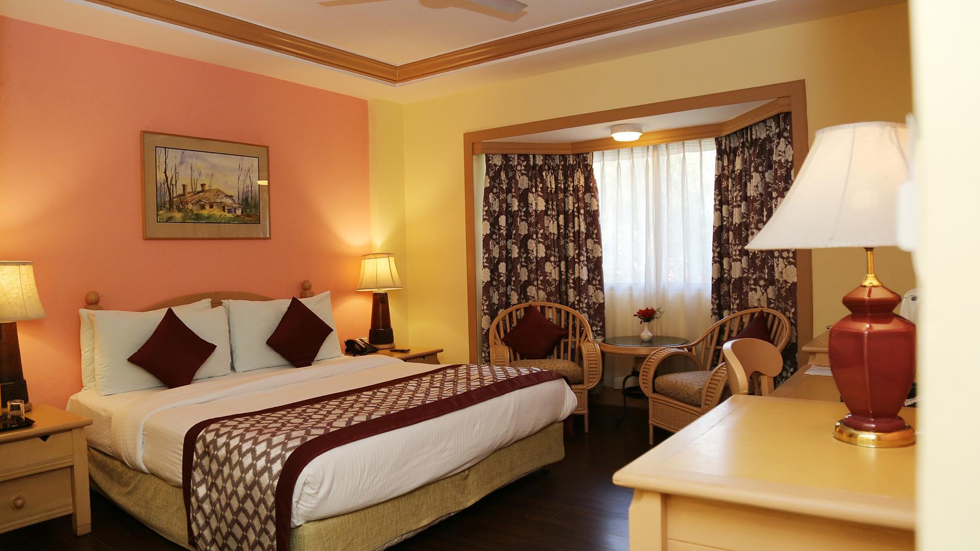Fortune Club Room image 1 at Fortune Resort Sullivan Court, Ooty by Nilgiris, Tamil Nadu, India
