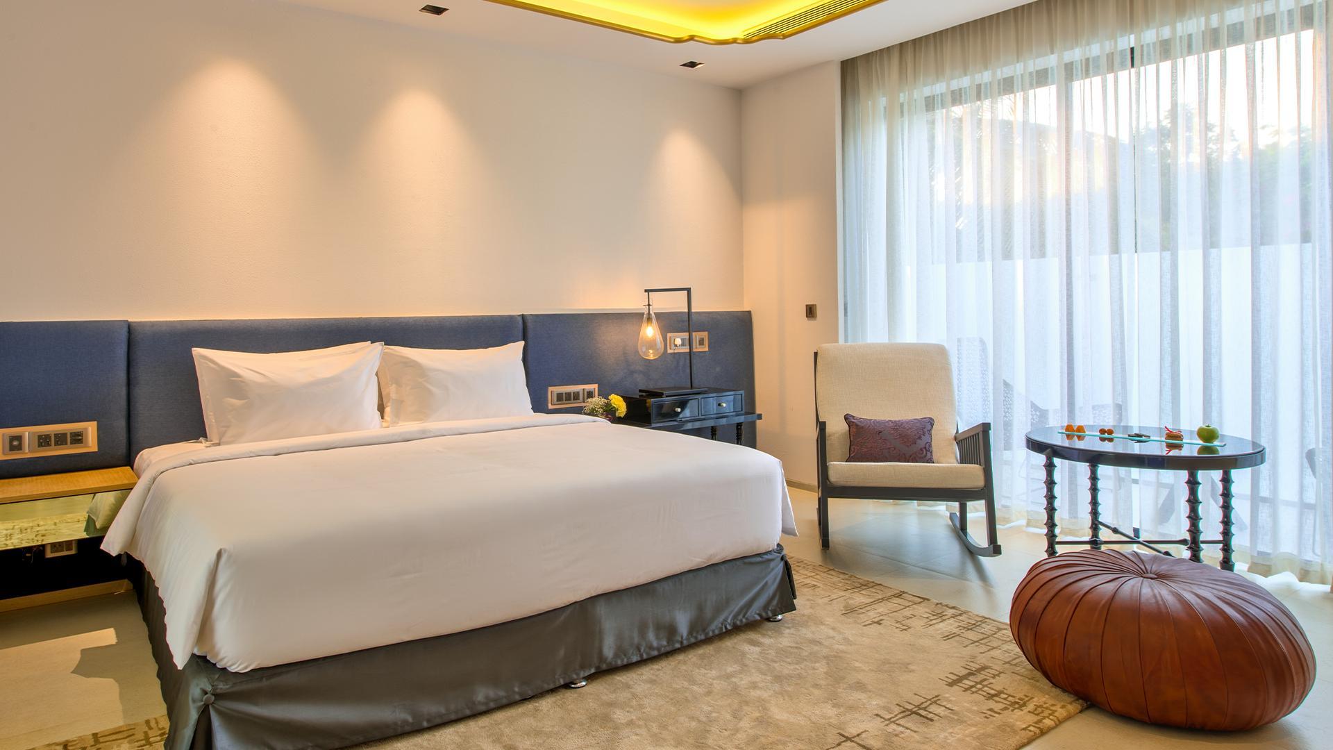Essence Room image 1 at Azaya Beach Resort by South Goa, Goa, India