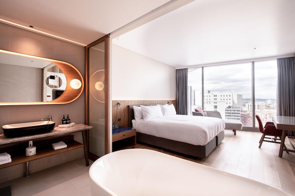 image 1 at Crowne Plaza Hobart, an IHG Hotel by 110 Liverpool Street Hobart TAS Tasmania Australia
