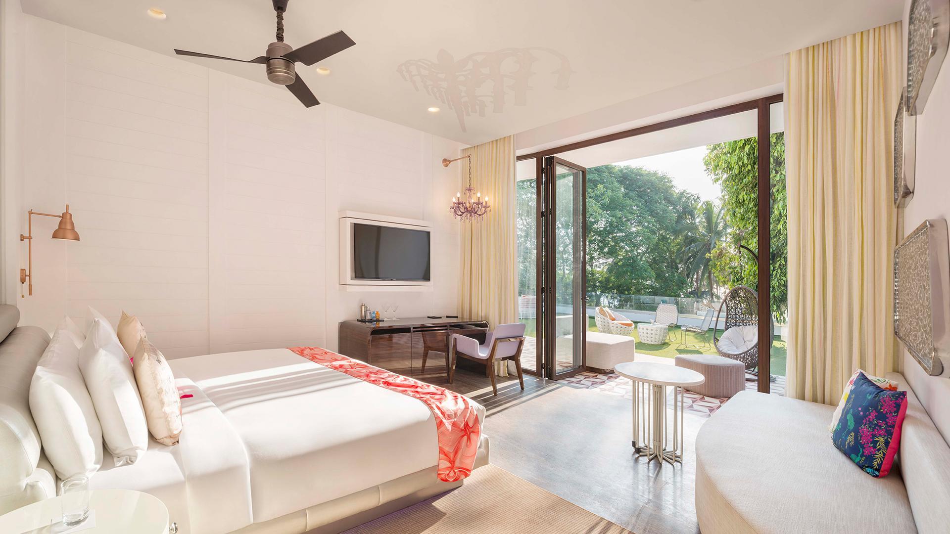 Spectacular Room image 1 at W Goa by North Goa, Goa, India