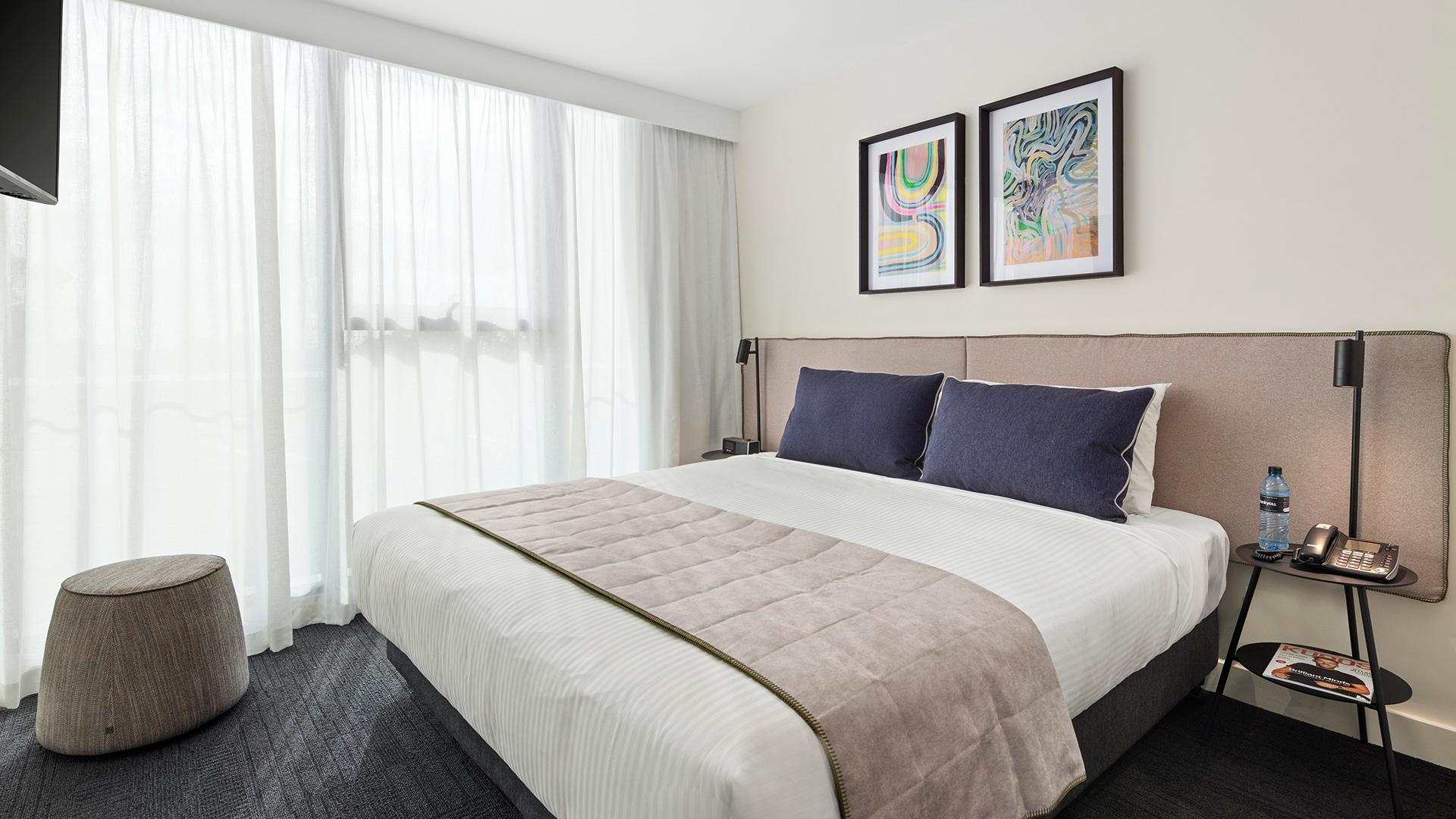 Two-Bedroom Apartment image 1 at Quest St Kilda Road by Port Phillip City, Victoria, Australia