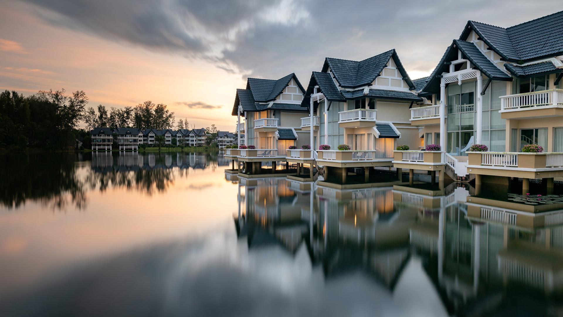 Angsana One Bedroom Loft image 1 at Angsana Laguna Phuket by Amphoe Thalang, Chang Wat Phuket, Thailand