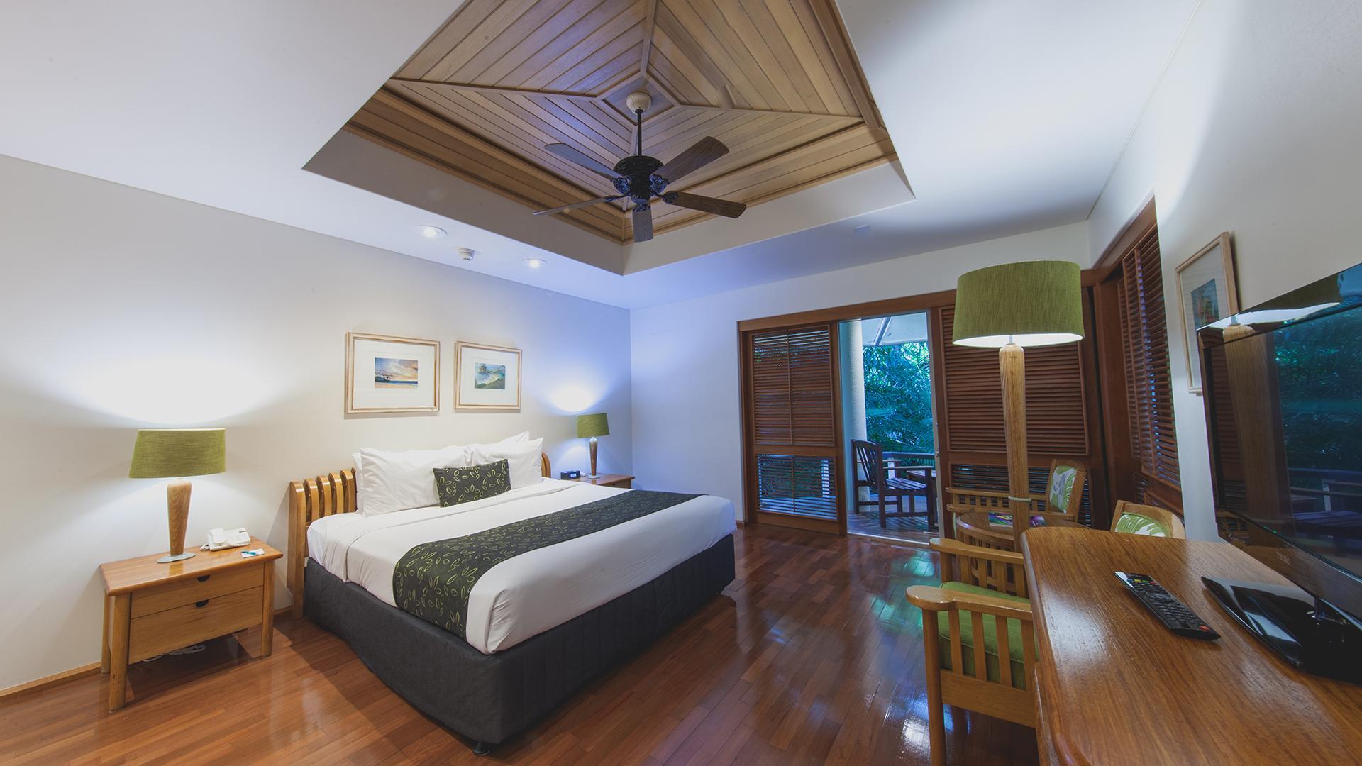 Island Suite image 1 at Green Island Resort by Cairns Regional, Queensland, Australia
