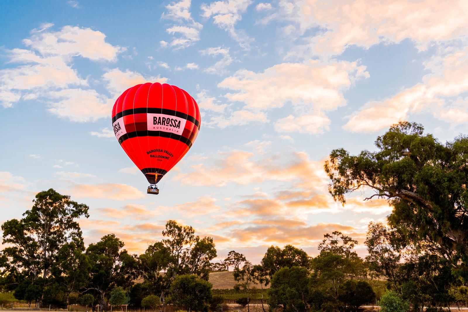 Barossa Valley Ballooning,