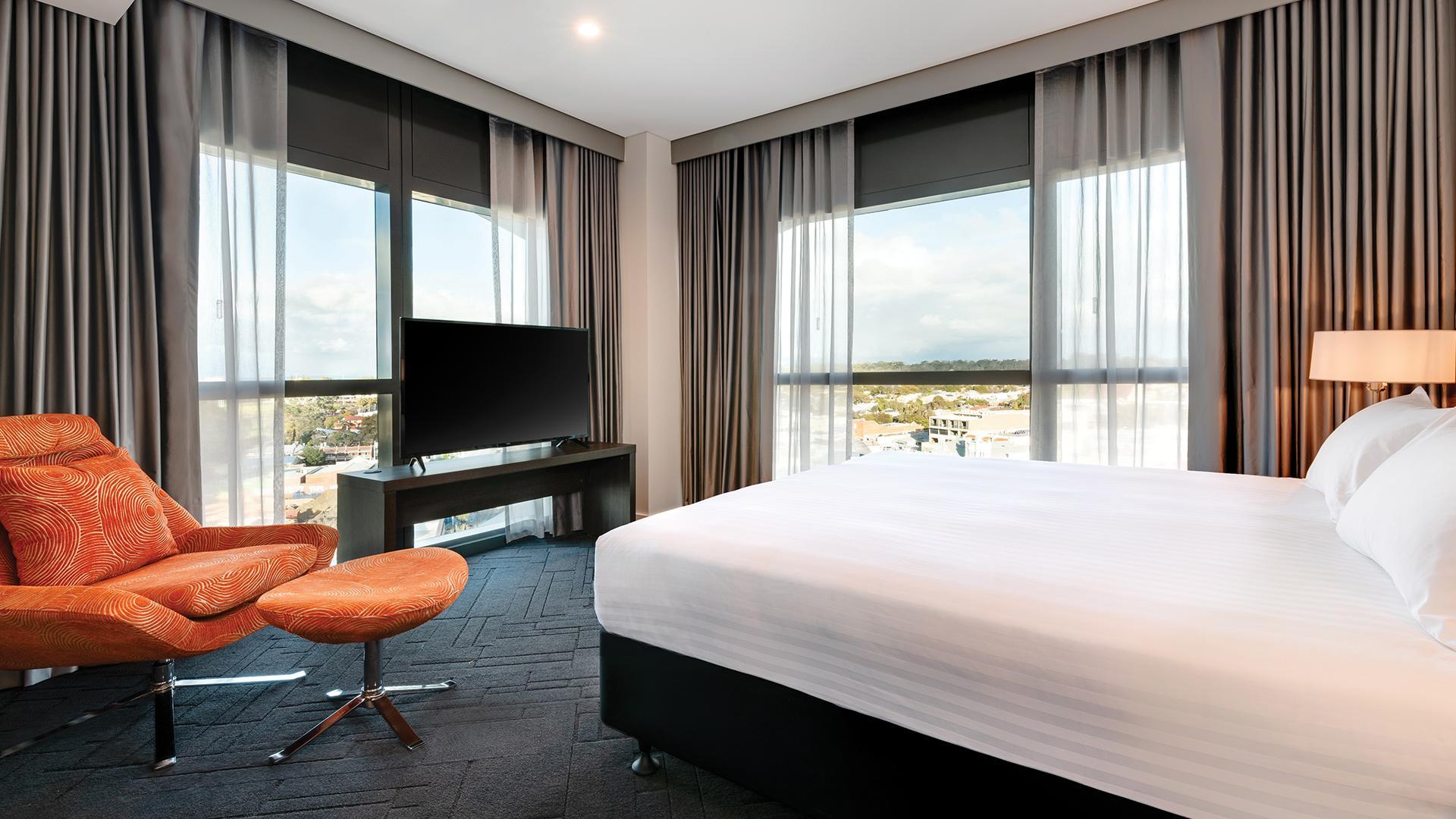 Premier Suite image 1 at Vibe Hotel Subiaco Perth by City of Subiaco, Western Australia, Australia