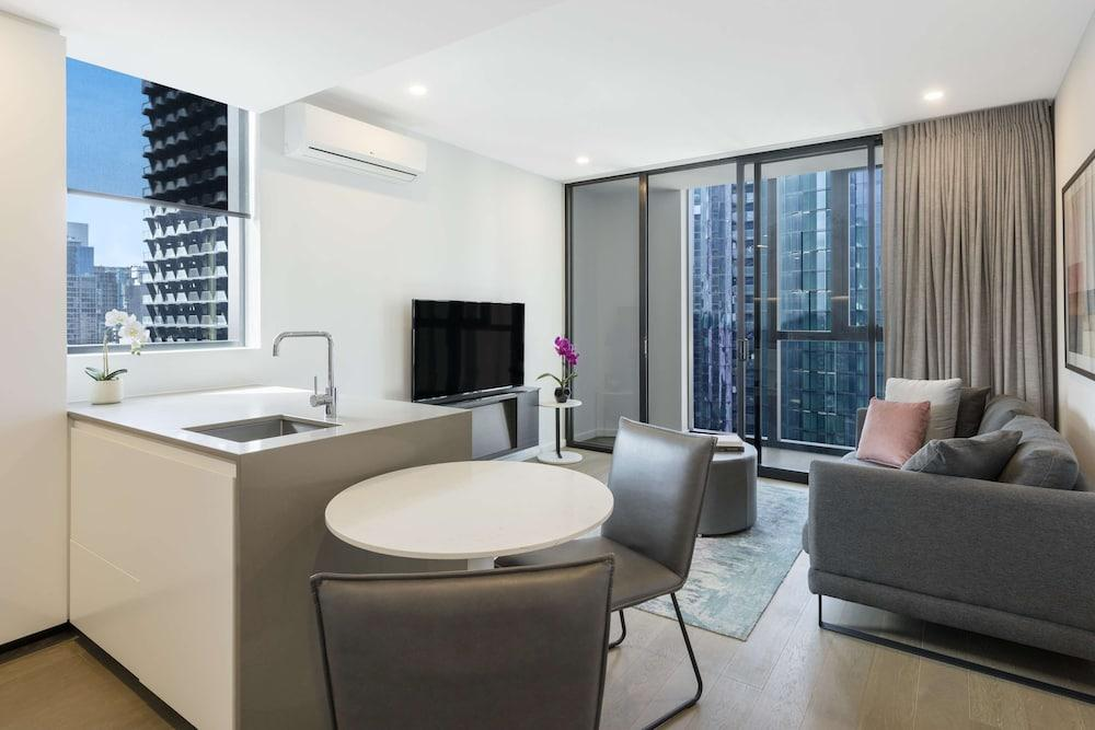 image 1 at Avani Melbourne Central Residences by 60 A'Beckett Street Melbourne VIC Victoria 3000 Australia