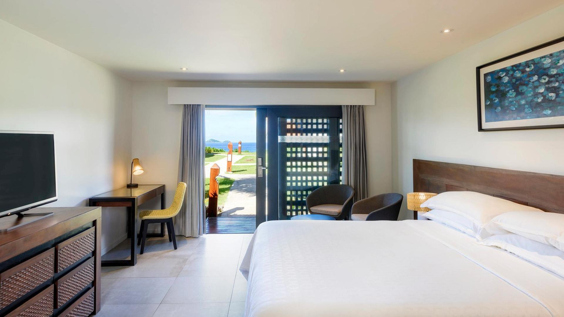 Ocean View image 1 at Sheraton Resort & Spa, Tokoriki Island, Fiji by null, null, Fiji