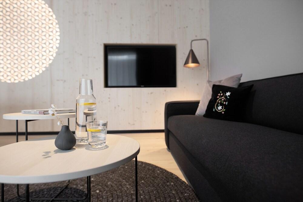 image 1 at Amrai Suites by Außerlitzstraße Schruns Vorarlberg 6780 Austria