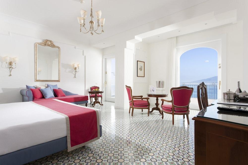 image 1 at Grand Hotel Ambasciatori by Via A Califano 18 Sorrento NA 80067 Italy