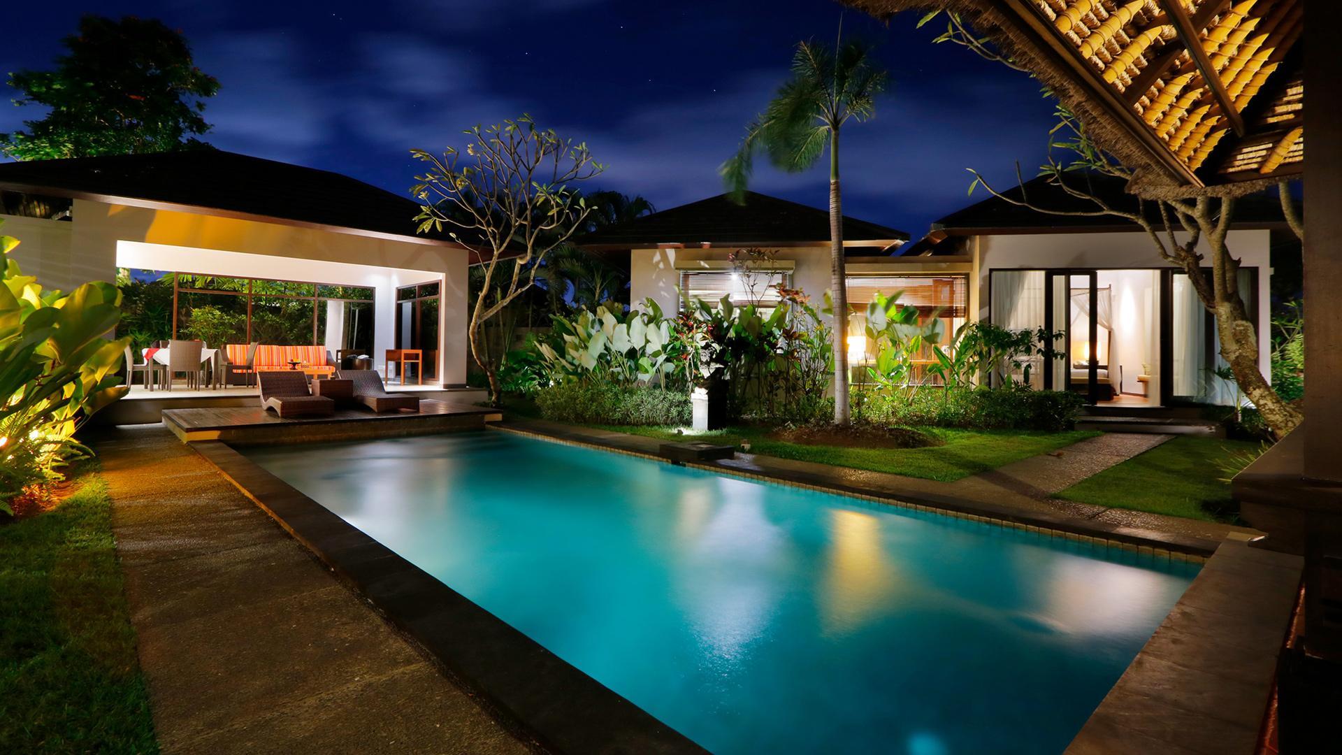 Two Bedroom Pool Villa image 1 at Park Hotel Nusa Dua Villas by Kabupaten Badung, Bali, Indonesia