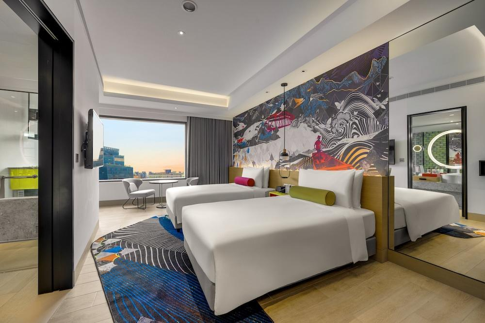 image 1 at Hotel Indigo Taipei North (opening on Jan 1 2020), an IHG Hotel by NO. 200, ZHIFU RD. ZHONGSHAN DISTRICT Taipei 104053 Taiwan