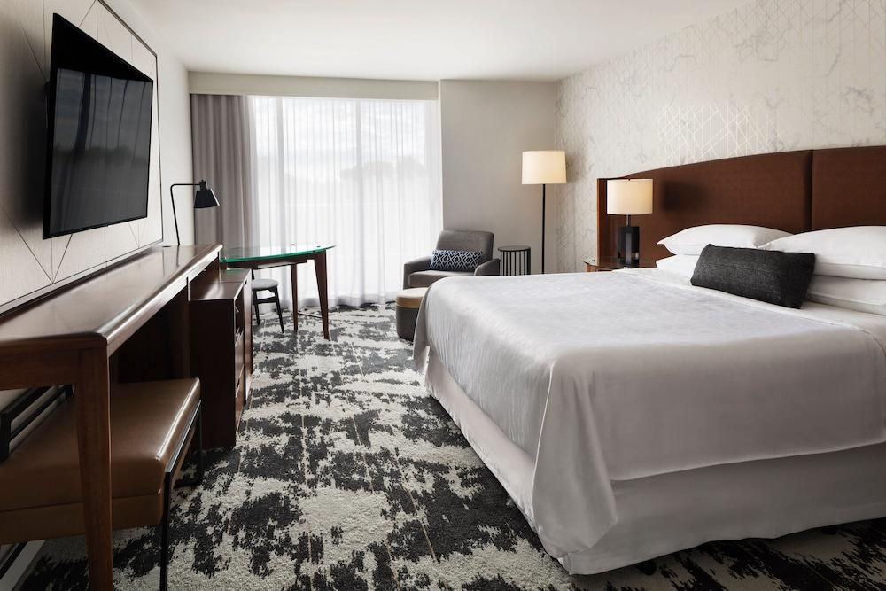 image 1 at Sheraton Vancouver Airport Hotel by 7551 Westminster Hwy Richmond BC British Columbia V6X1A3 Canada