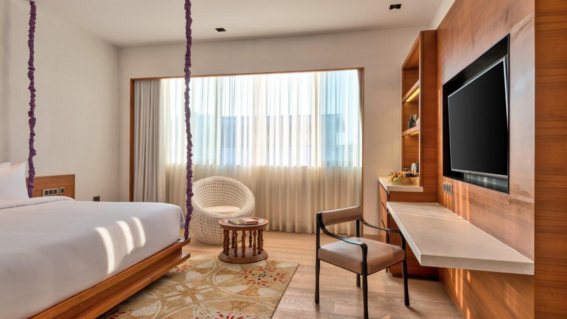 Luxury Room image 1 at Azaya Beach Resort by South Goa, Goa, India