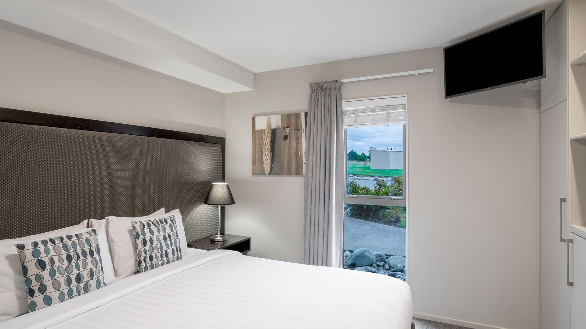 Hotel Room image 1 at Peppers Bluewater Resort Lake Tekapo by null, Canterbury, New Zealand