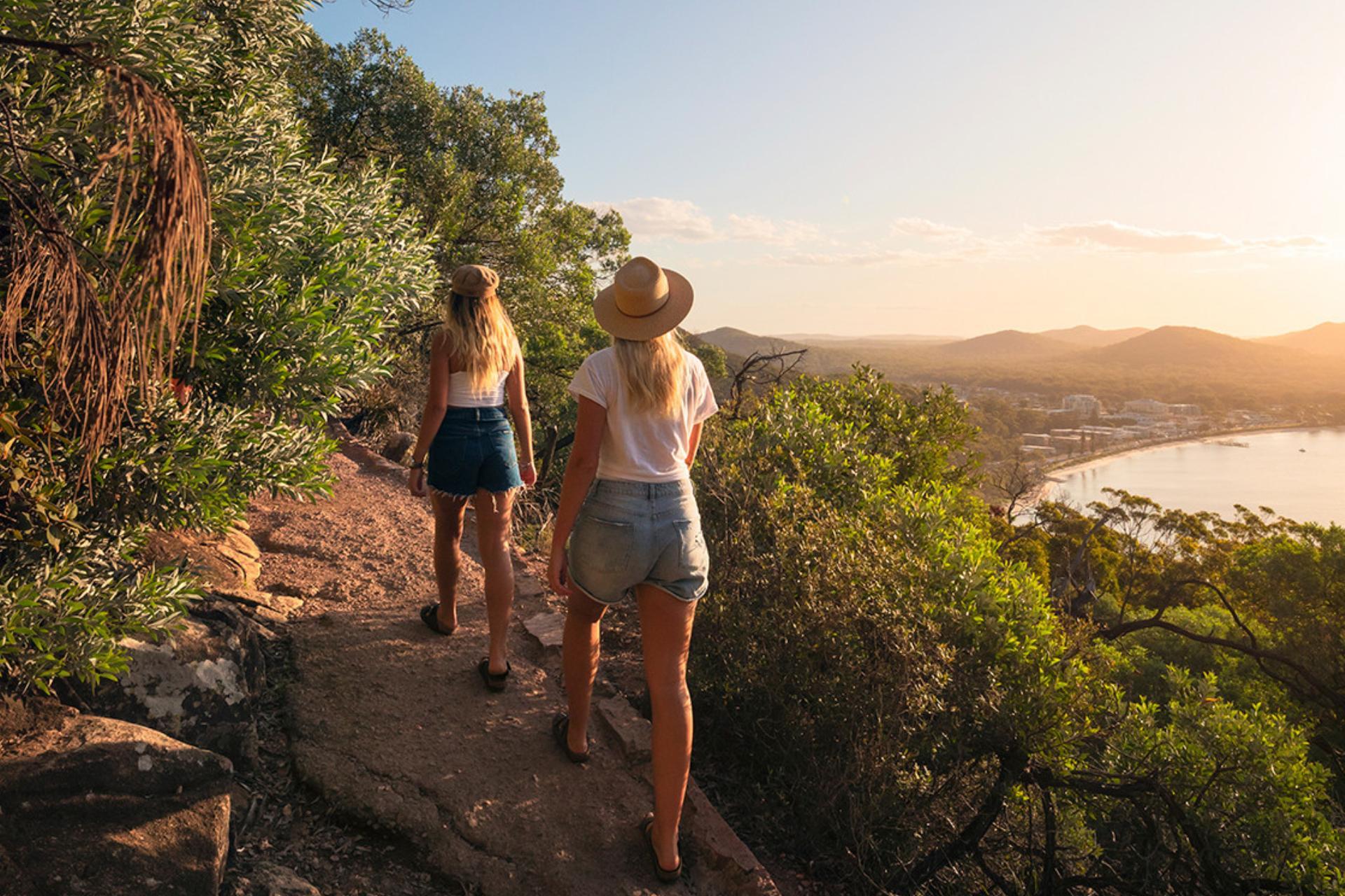 Tomaree Head Summit Walk, Port Stephens