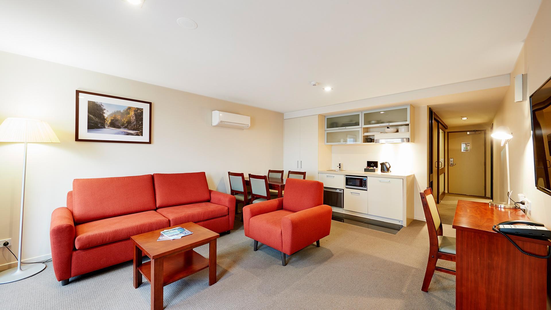 Family Room  image 1 at RACV Hobart Hotel by Hobart City Council, Tasmania, Australia