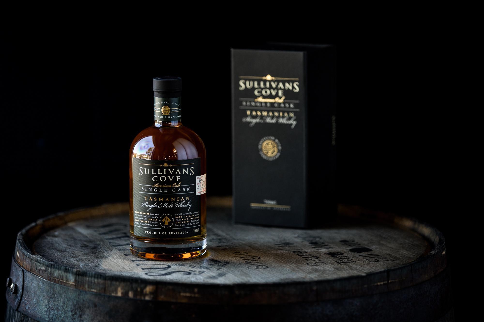 Sullivans Cove Distillery Bottle