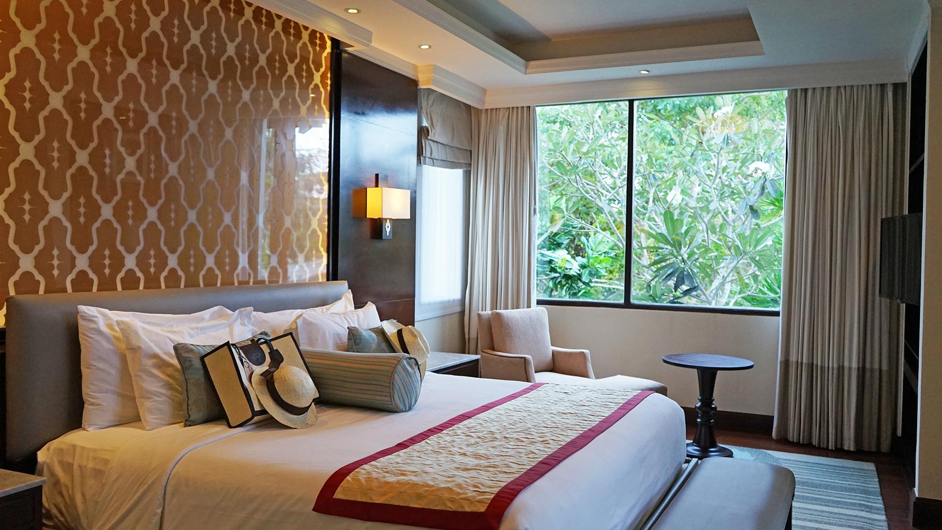 Two Bedroom Garden Pool Villa image 1 at Samabe Bali Suites & Villas by Kabupatén Badung, Bali, Indonesia