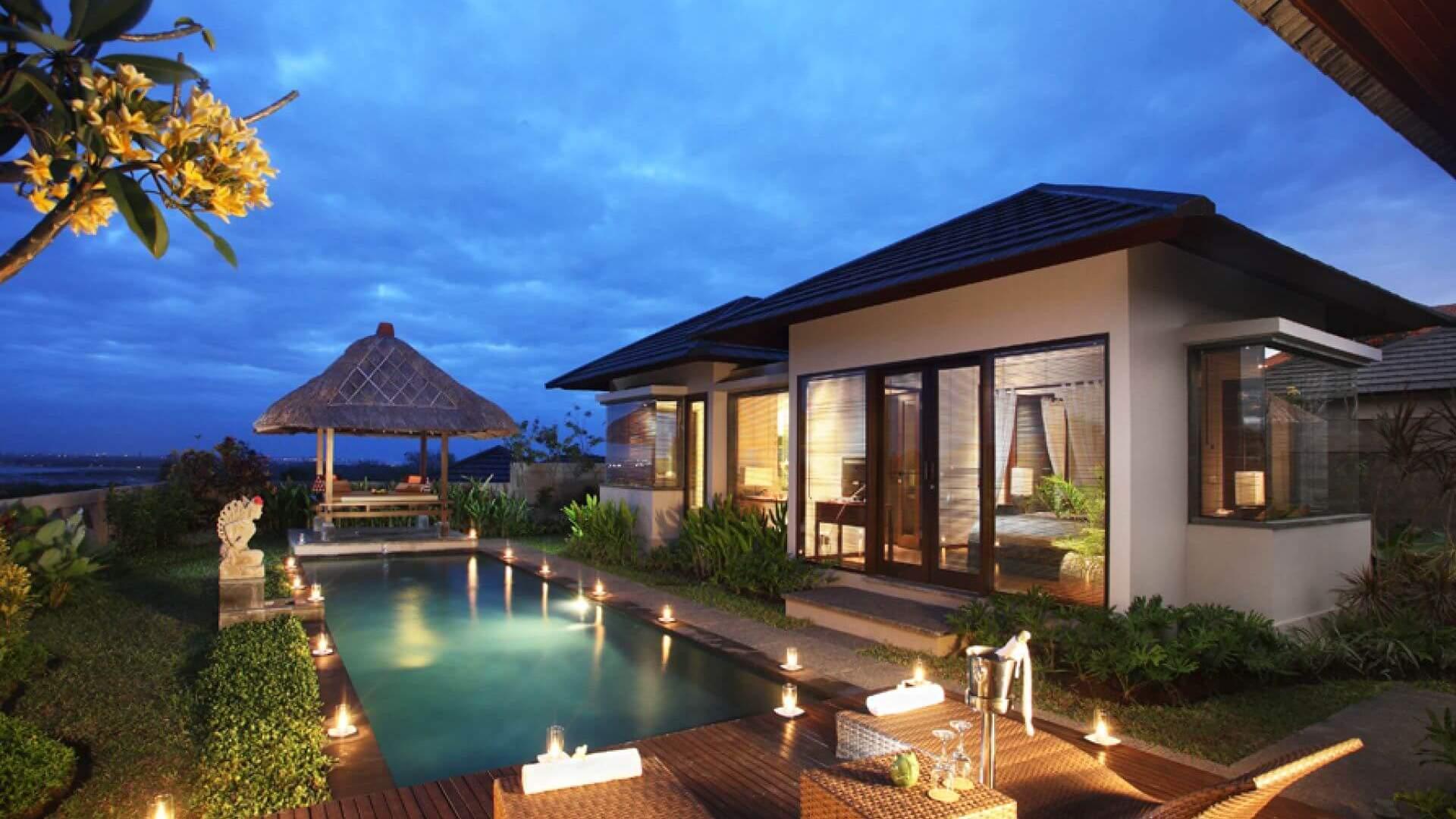 One Bedroom Pool Villa image 1 at Park Hotel Nusa Dua Villas by Kabupaten Badung, Bali, Indonesia