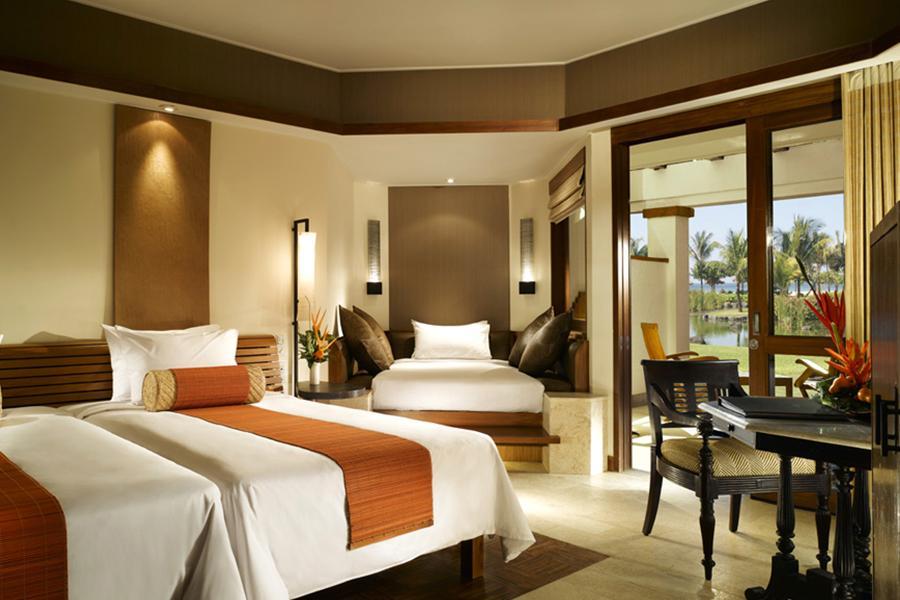 Family Interconnecting Standard Grand Rooms image 1 at Grand Hyatt Bali by Kabupaten Badung, Bali, Indonesia