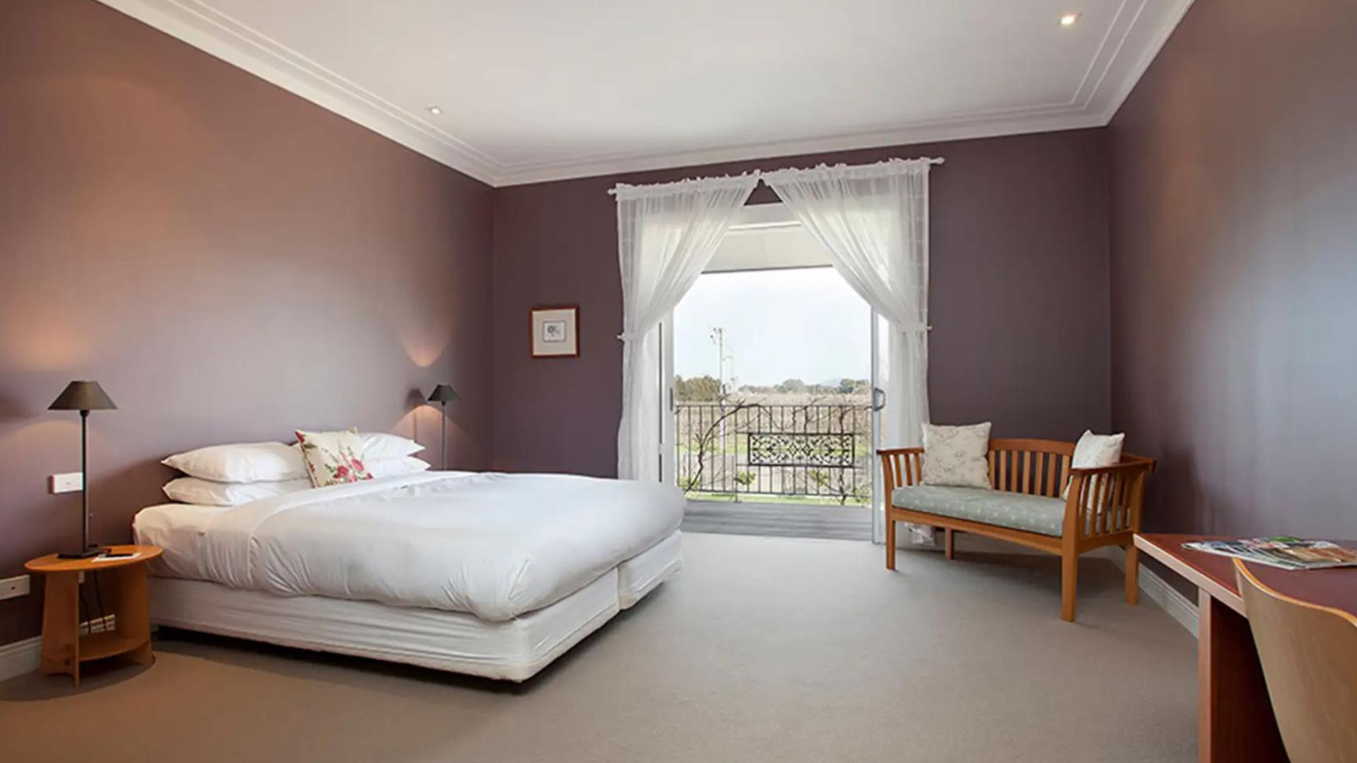 Buffalo Room image 1 at Lancemore Milawa by Wangaratta Rural City, Victoria, Australia