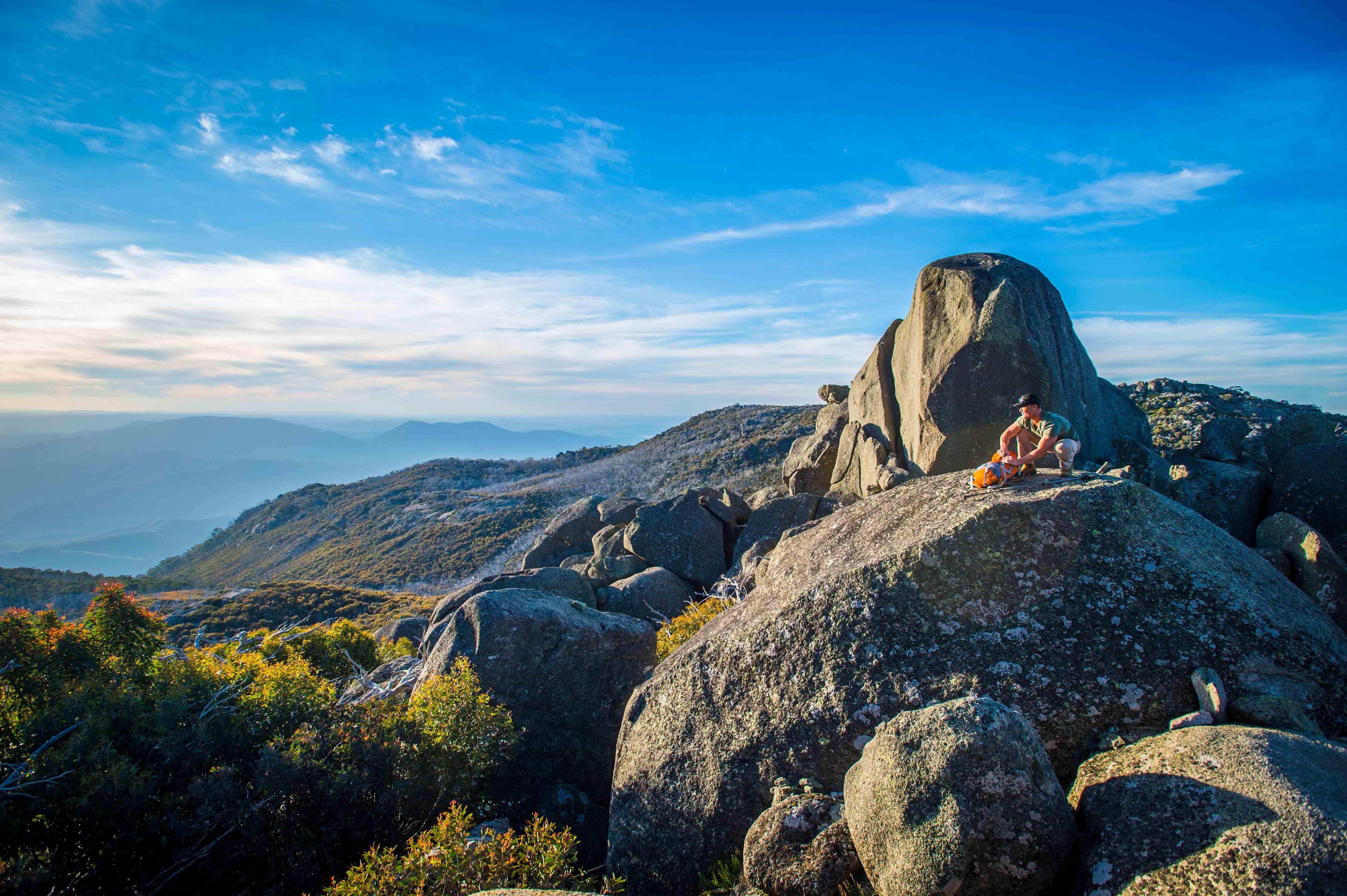 Hike Mount Buffalo